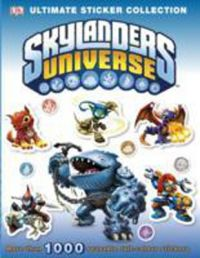 Skylanders Universe Ultimate Sticker Collection (English) (Paperback): Book by Dk