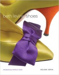 Beth Levine Shoes (English) (Hardcover): Book by Helene Verin