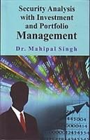 Security Analysis With Investment And Portfolio Management (English) (Hardcover): Book by Mahipal Singh