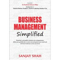 Business Management Simplified : Practical, Actionable Solutions For Entrepreneurs (English) (Paperback)
