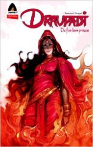 Draupadi: The Fire-Born Princess: Book by Saraswati Nagpal