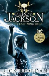 Percy Jackson and the Lightning Thief (film tie-in) (English) (Paperback): Book by Rick Riordan