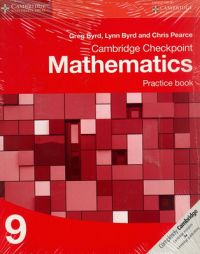 Cambridge Checkpoint Mathematics Practice Book 9 (English) (Paperback): Book by Greg Byrd
