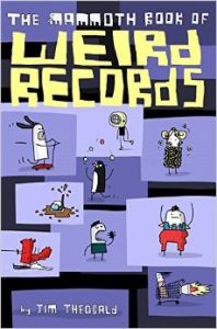 Mammoth Book Of Weird Records (English) (Paperback): Book by Jim Theobald