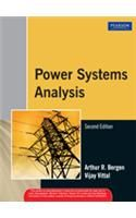 Power Systems Analysis: Book by Arthur R. Bergen