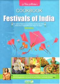 Cookbook for Festivals of India: Book by Nita Mehta