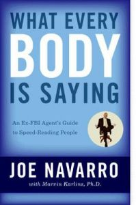 What Every Body is Saying: An Ex-FBI Agent's Guide to Speed-reading People: Book by Joe Navarro