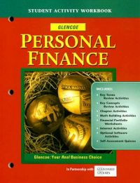 Personal Finance Student Activity Workbook