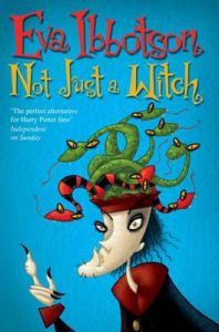 Not Just a Witch: Book by Eva Ibbotson