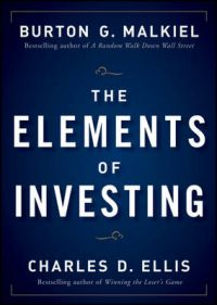 ELEMENTS OF INVESTING, THE (English): Book by Burton G. Malkiel