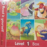 Read it Yourself with Ladybird (Level 1 - Box) (English) (BOX Set): Book by LADYBIRD