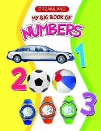 My Big Book of Numbers (English) (Paperback): Book by Anuj