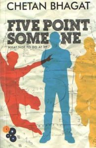 Five Point Someone: What Not To Do At IIT (English) (Paperback): Book by Chetan Bhagat