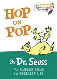 Hop on Pop: Book by Dr Seuss