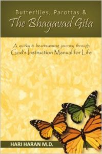Butterflies, Parottas & the Bhagavad Gita: Book by Hari Haran Suthan