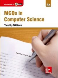 MCQs in Computer Science (English) 5th Edition (Paperback): Book by Timothy Williams