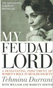 My Feudal Lord (English) (Paperback): Book by Tehmina Durrani