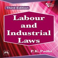 Labour and Industrial Laws: Book by PADHI P. K.