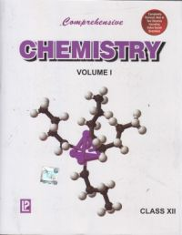Comprehensive Chemistry for Class - 12 (Set of 2 Volumes) (English