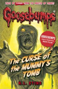 The Curse of the Mummy's Tomb: Book by R. L. Stine