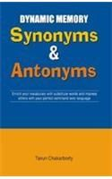 Dynamic Memory Synonyms & Antonyms English(PB): Book by Tarun Chakrabroty