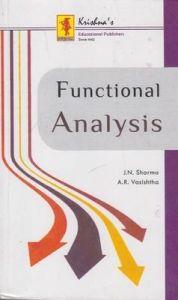 Functional Analysis | Book by J  N  Sharma, A  R  Vasishtha