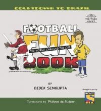 FOOTBALL WORLDCUP FUN BOOK