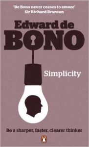 Simplicity: Book by Edward De Bono
