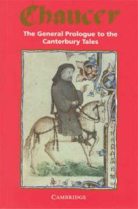 The General Prologue to the Canterbury Tales: Book by Geoffrey Chaucer