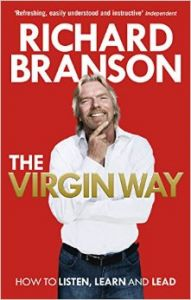 Virgin Way, The: Book by Richard Branson