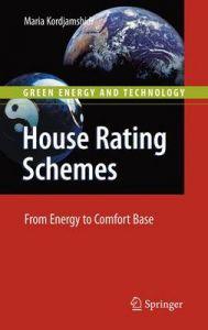 House Rating Schemes: Book by Maria Kordjamshidi