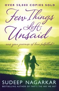 Few Things Left Unsaid (English) (Paperback): Book by Sudeep Nagarkar