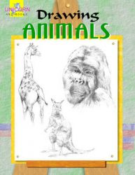 DRAWING ANIMALS: Book by Ajay Rajni
