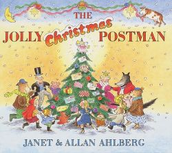 The Jolly Christmas Postman: Book by Allan Ahlberg