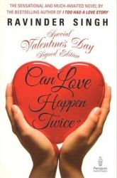 Can Love Happen Twice?: Book by Ravinder Singh