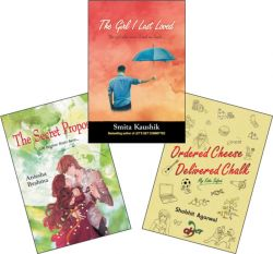 GP Combo (Set of 3 New Books): Book by Smita Kaushik , Aniesha Brahma , Shobhit Agarwal