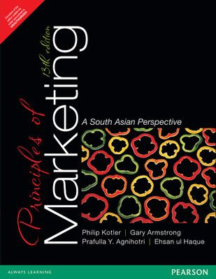 Principles of Marketing: A South Asian Perspective: Book by Philip Kotler