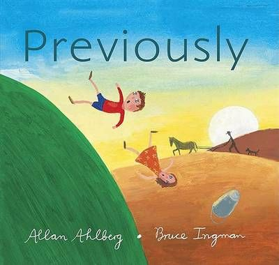Previously: Book by Allan Ahlberg