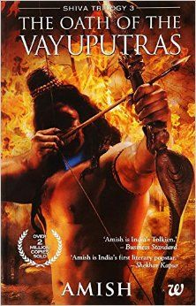 The Oath of the Vayuputras : Book by Amish Tripathi