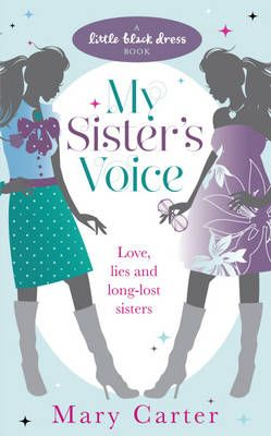 My Sister's Voice: Book by Mary Carter