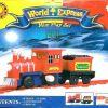 Children Mini Toys Train Set Kids Return Gift Toy