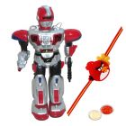 Rakhi with Battery Operated Walking Robot