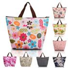 SPHINX MULTI-PRINTED JUTE TOTE BAGS FOR WOMEN - SET OF 2 PIECES- JTB40PO2