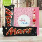 Love you to Mars and back-Rakhi