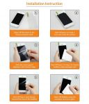 Micromax A113 Canvas Ego Premium Quality Clear Screen Guard Screen Protector (Pack of 2)