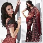 Exotic Party Wear Saree