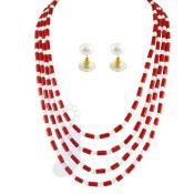 Jpearls Royal Precious Necklace