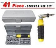 41 PCs Tool Kit / Screw Driver Set