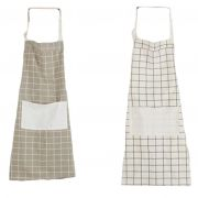 Welhouse India Set Of 2 Checkerd Aprons_mt_ap-001_002