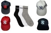Buy 3 Pair Reebok Socks Get Free Ny Cap